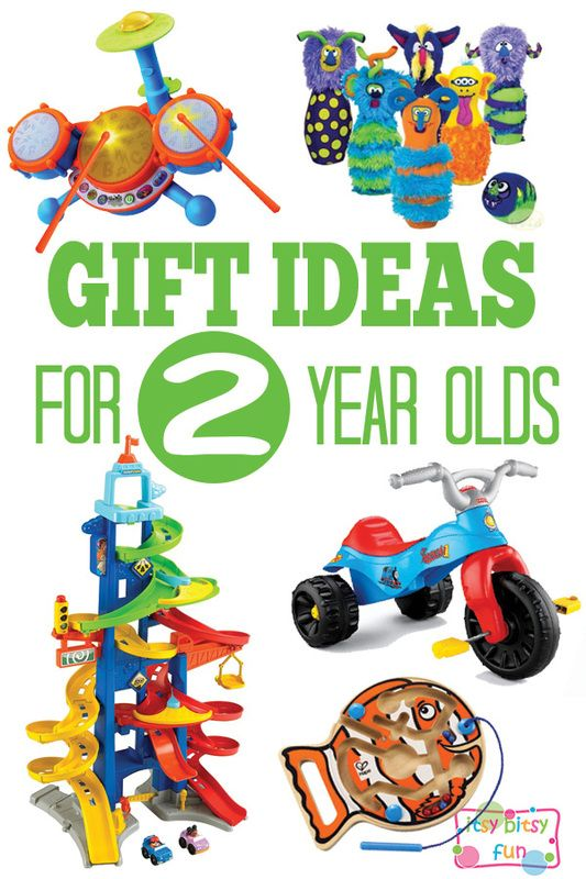 Gifts For 2 Year Olds