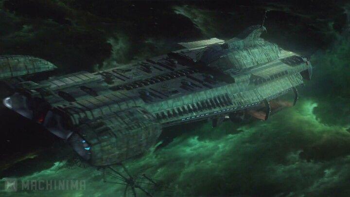 Battlestar Osiris