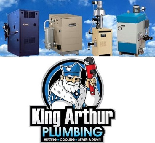 Our Experienced Team Of Technicians At King Arthur Plumbing Are