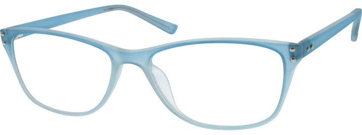 b6e1ccbdc4 Blue Cat-Eye Glasses  297716