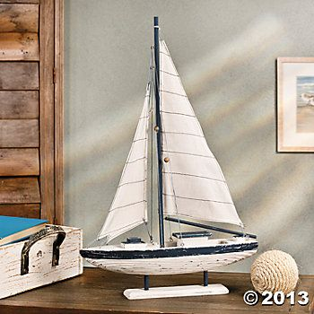Sailboat Tabletopper oriental trading, you are awesome!!