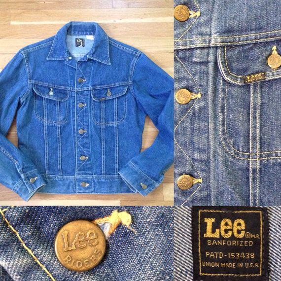9f7271022d4 60 s 70 s Vintage Lee