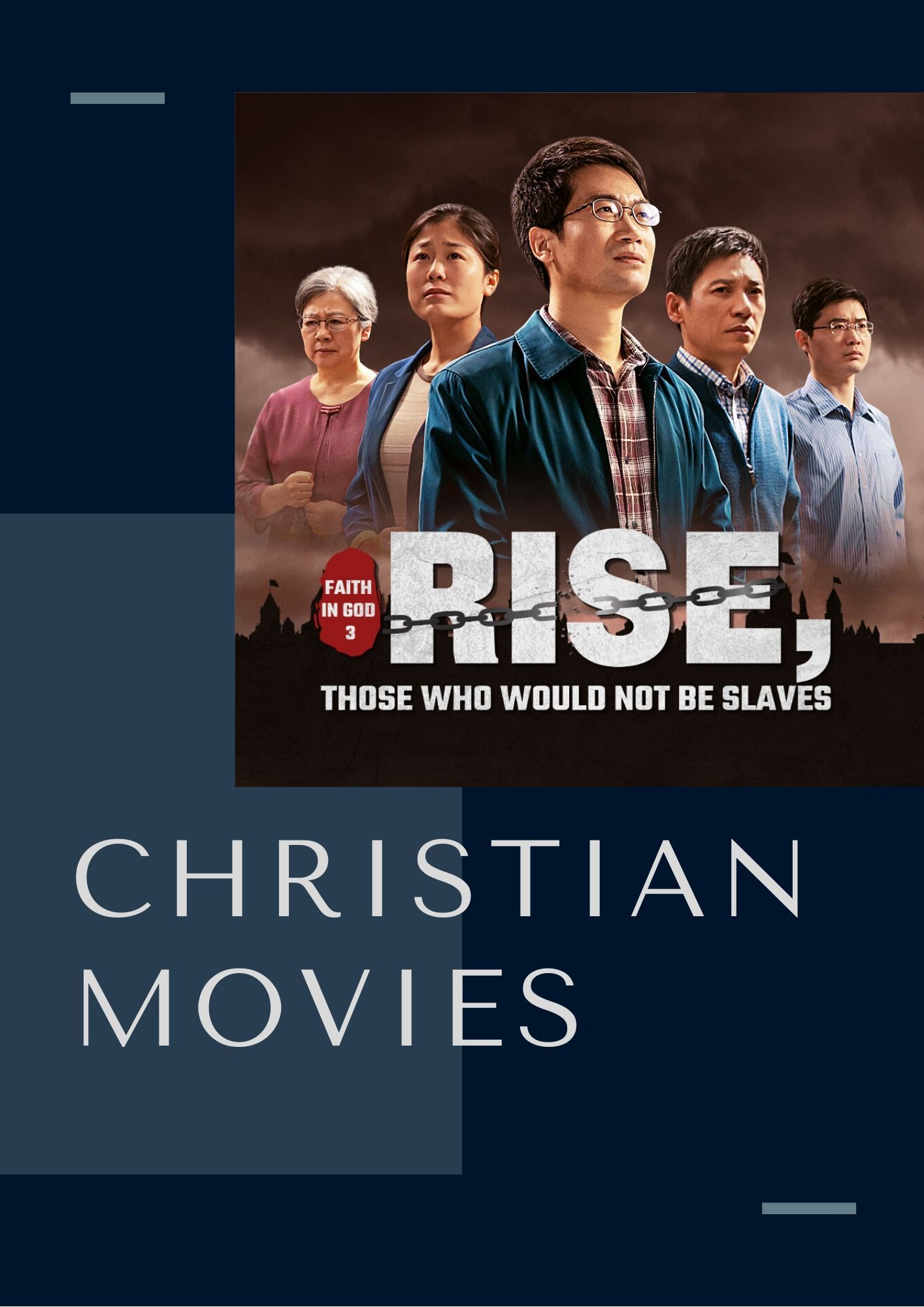 2020 Full Christian Movie Faith In God 3 Rise Those Who Would Not Be Slaves English Dubbed Christian Movies Christian Films The Bible Movie