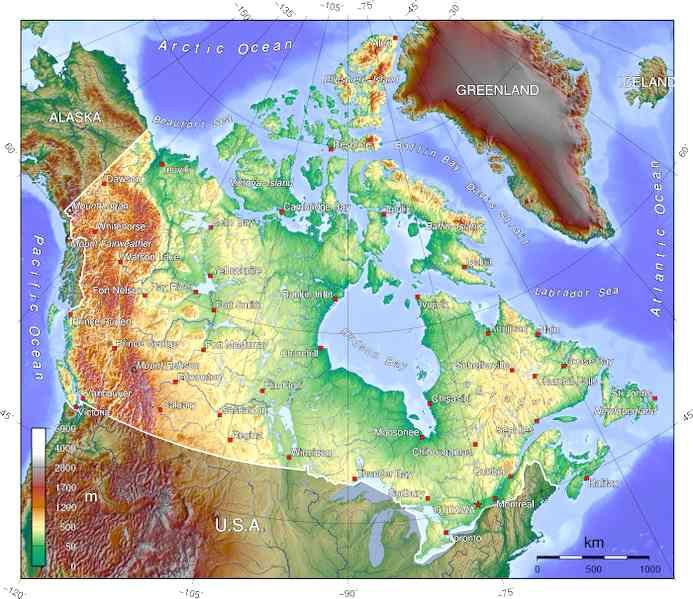 Worksheet. topographical map  Oh Canada Eh Canada  Pinterest  Canada eh