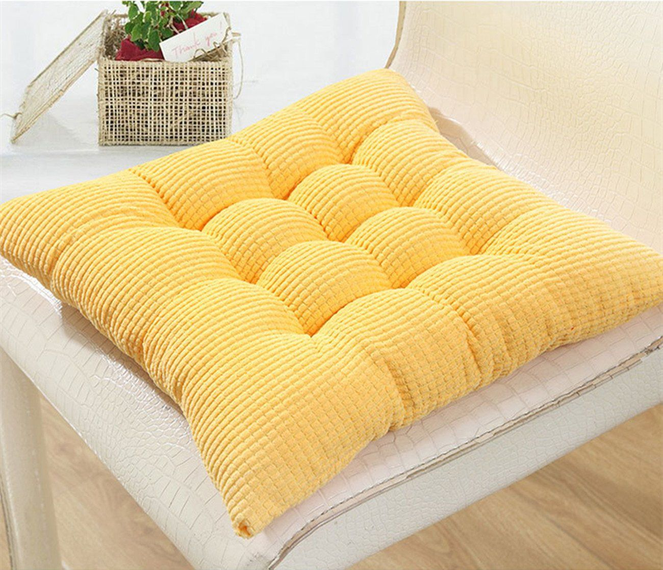 Stormeagle Indoor Chair Pads And Cushions Warm Corduroy