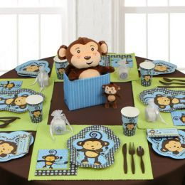 Monkey Baby Shower Ideas Decorations Baby Baby Shower Baby