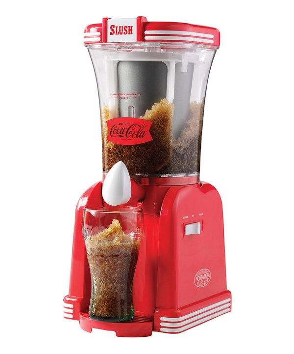 Look at this Coca-Cola Slush Machine on #zulily today!