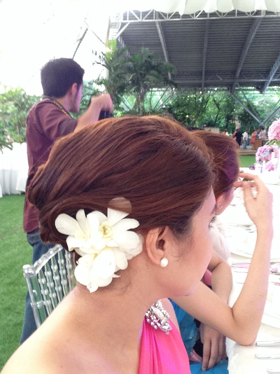 Hairstyles - Weddings & things