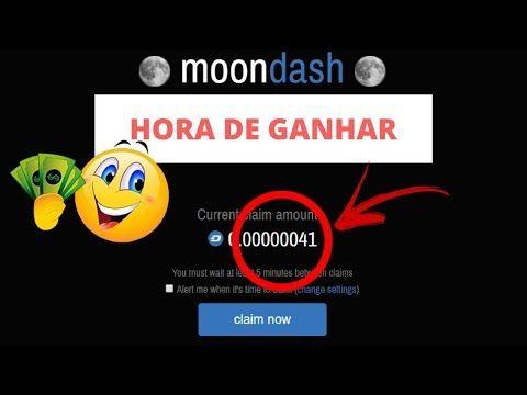 Moon Dash - Faucet Top!!!! #bitcoin #faucet #moondash ...