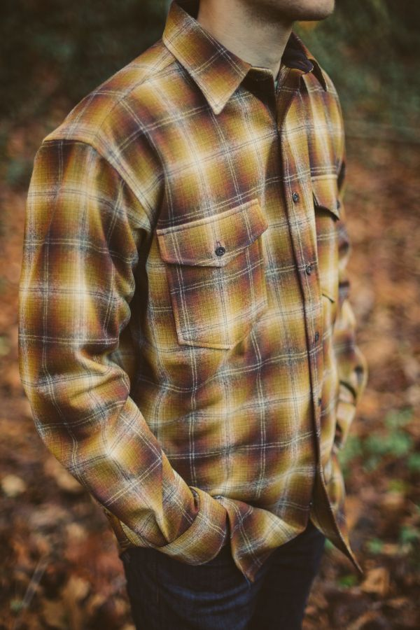 f8331312460679 Limited Edition Pendleton Guide Shirt by Taylor Painter | 90 years ...