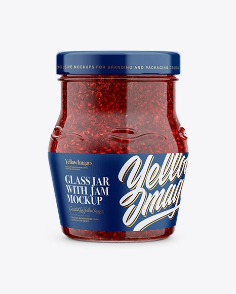 Download Glass Jar With Raspberry Jam Mockup In Jar Mockups On Yellow Images Object Mockups Mockup Free Psd Mockup Free Download Free Psd Mockups Templates PSD Mockup Templates