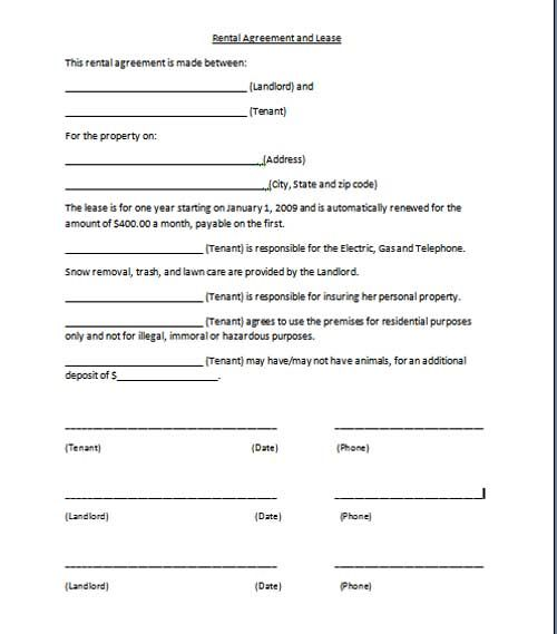 Printable Sample Personal Training Contract Template Form – Free Contractor Forms Templates