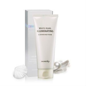 White Pearl Illuminating Cleansing Foam 150ml   Main Effect   Brightening / Moisturizing