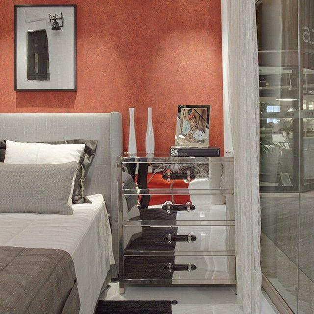Aquele quarto que você tem vontade de ficar no resto do dia.  @antoniofigueiroa para #vitrinesartefactoded @artefactooficialbrasil #artefacto #artefactoded #instadecor #interiordesig #arquiteto #home #design #bomdia (foto: Edison Garcia)