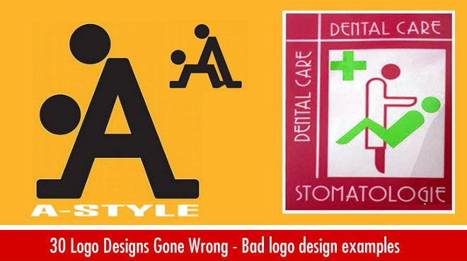 30 Logo Designs Gone Wrong