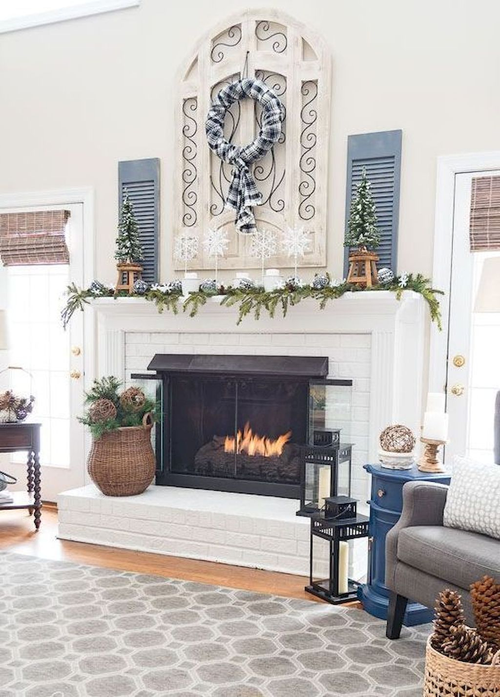 Superb Low Cost Adorning Concepts For Hearth Place Facades Or Mantels Fireplace Mantle Decor Fireplace Mantel Decor Fireplace Design