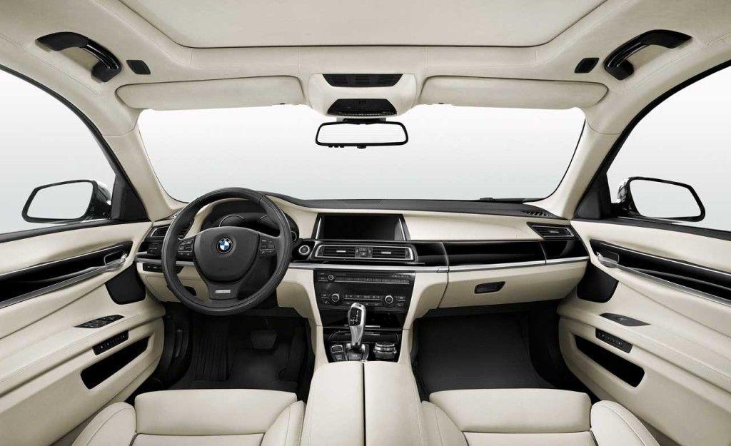 2015 Bmw 7 Series Edition Exclusive Interior Araba