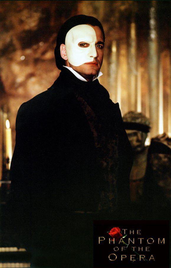 The Phantom of the Opera 11x17 Movie Poster (2004 ... Patrick Wilson Phantom Of The Opera