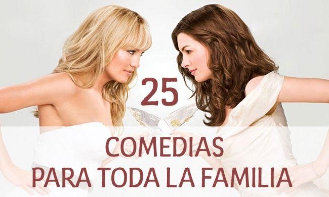 25 Comedias Para Toda La Familia Peliculas Divertidas Peliculas De Comedia Recomendadas Peliculas