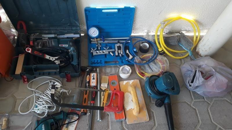 دوبيزل دبي ضوء معدات و أدوات Light Use Tools For Sale Used Tools For Sale Tools For Sale Used Tools
