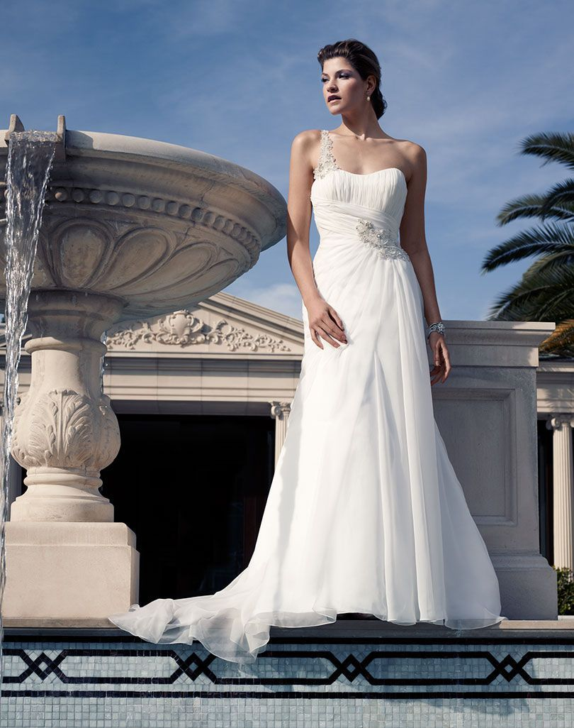 Lace wedding dress designers  This Aline gown features a detachable beaded sheer tulle one