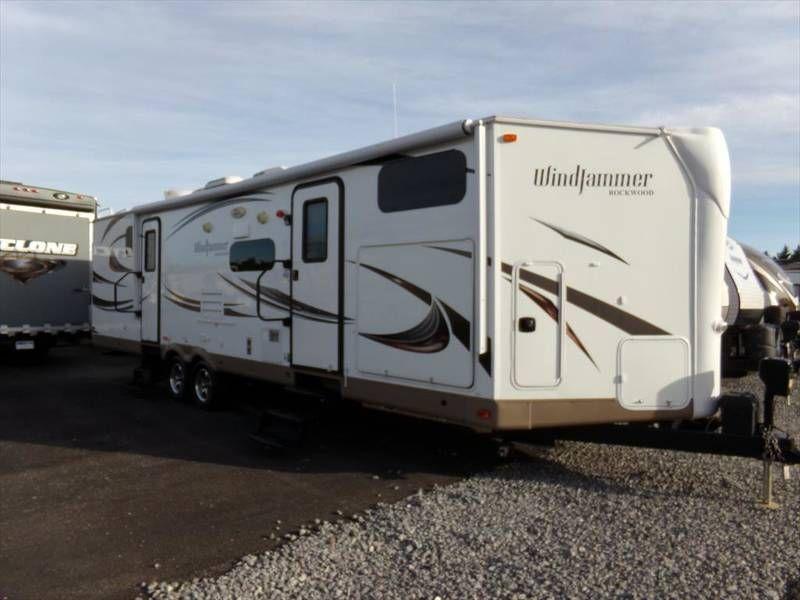 2015 Forest River Rockwood Windjammer 3006wk For Sale Longs