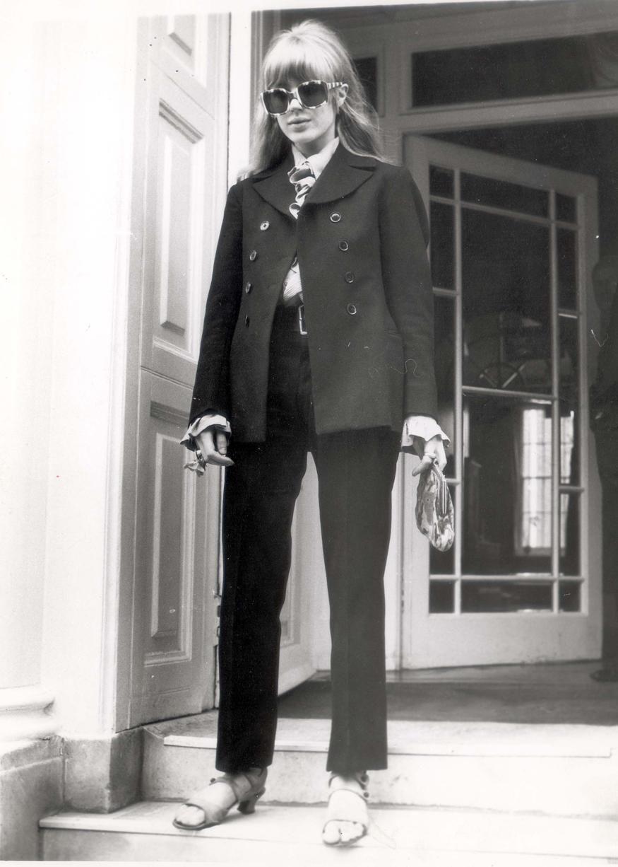 Marianne Faithfull 1967