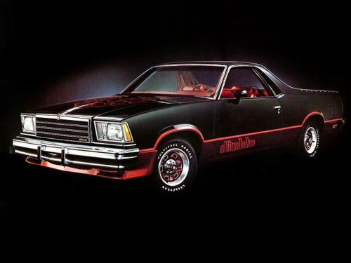 1979 Gmc Caballero Diablo Classic Cars Trucks Hot Rods Chevy