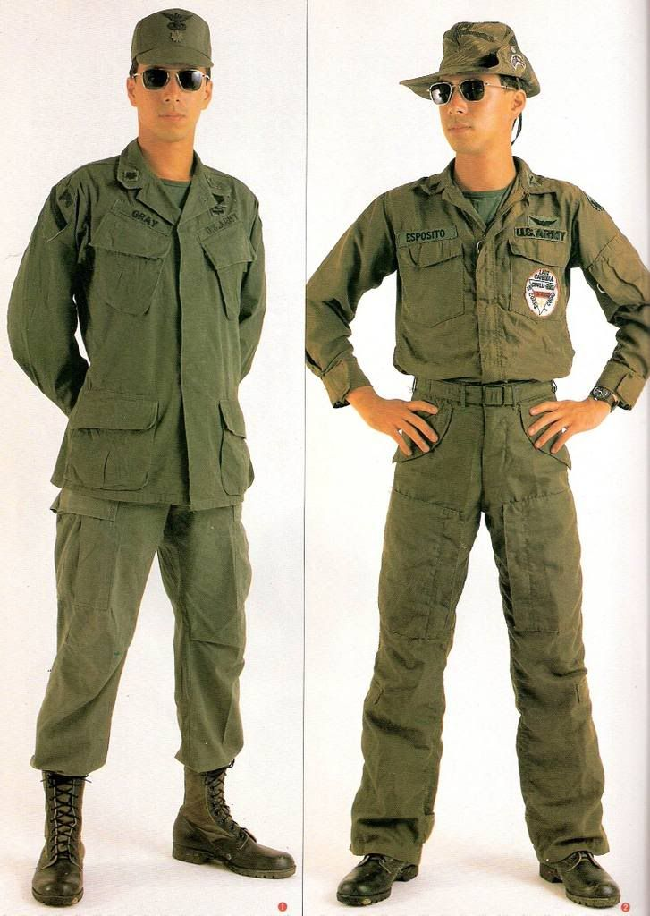 Helicopter crew uniforms | military uniforms | Military modelling