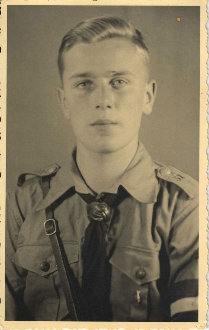 Wwii German Soldier Hairstyle Topsimages