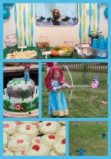 brave birthday party - Google Search