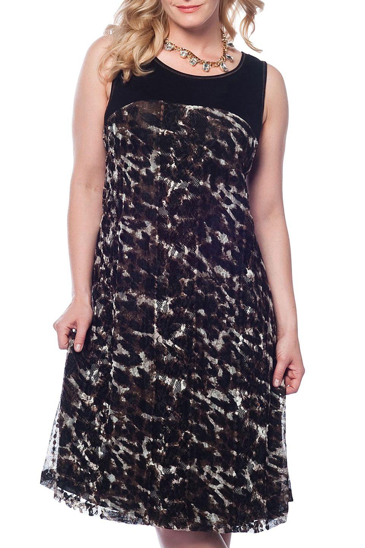 Lir Catherine Plus Size Dress in Brown - Beyond the Rack ...