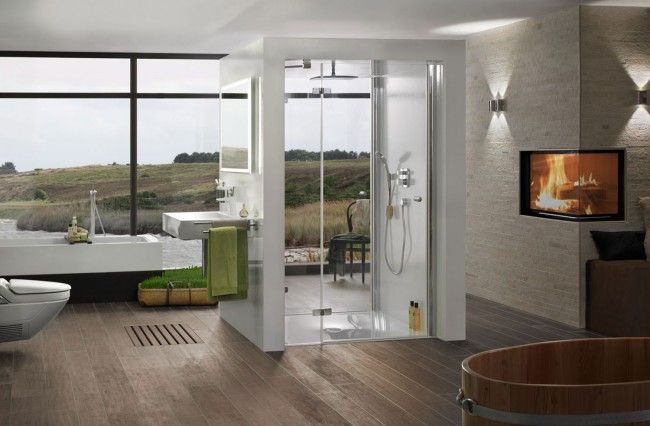 Badidee mit dem Spiegel Visibel #visibel #spiegel #badezimmerspiegel - badezimmerspiegel mit led