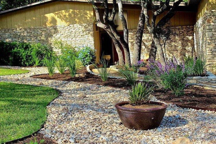 paredes de piedra en jardines buscar con google jardins pinterest bsqueda