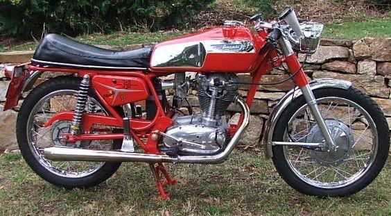 1970 Ducati 350 Desmo MK3
