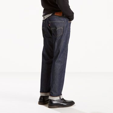 29c6cf5192b Made in the USA 501® Original Fit Selvedge Men's Jeans | Products ...