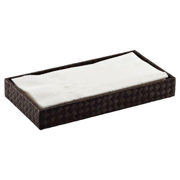 Java Pandan Guest Towel Tray Guest Towel Tray Towel Tray Guest Towels