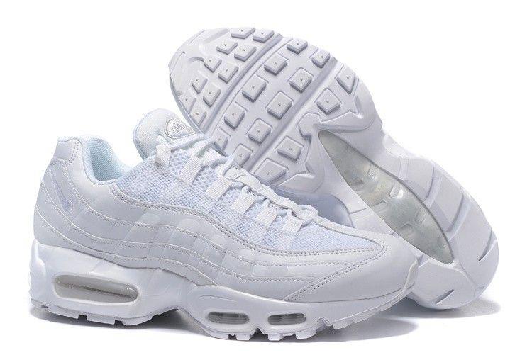 air max 95 blancas hombre