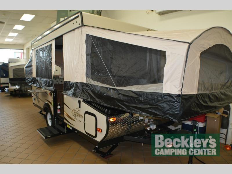 New 2017 Coachmen Rv Clipper Camping Trailers 125st Sport Folding