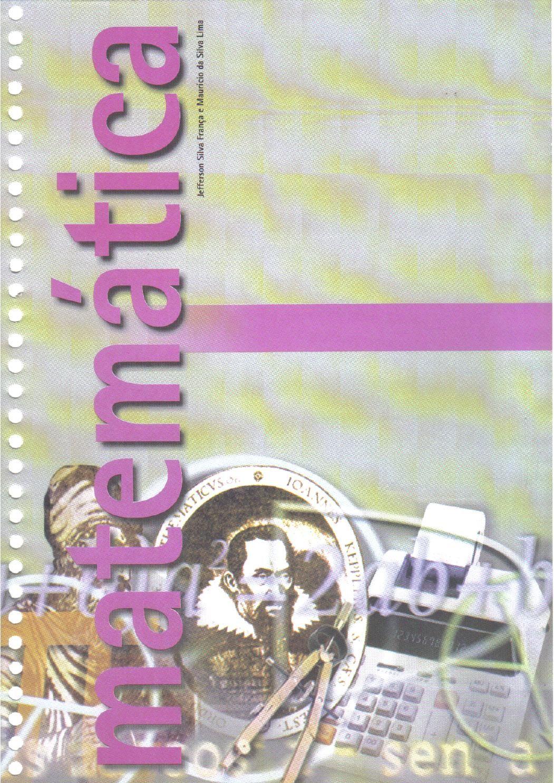 Apostila elite matemática volume 2 Book cover, Books, Cover