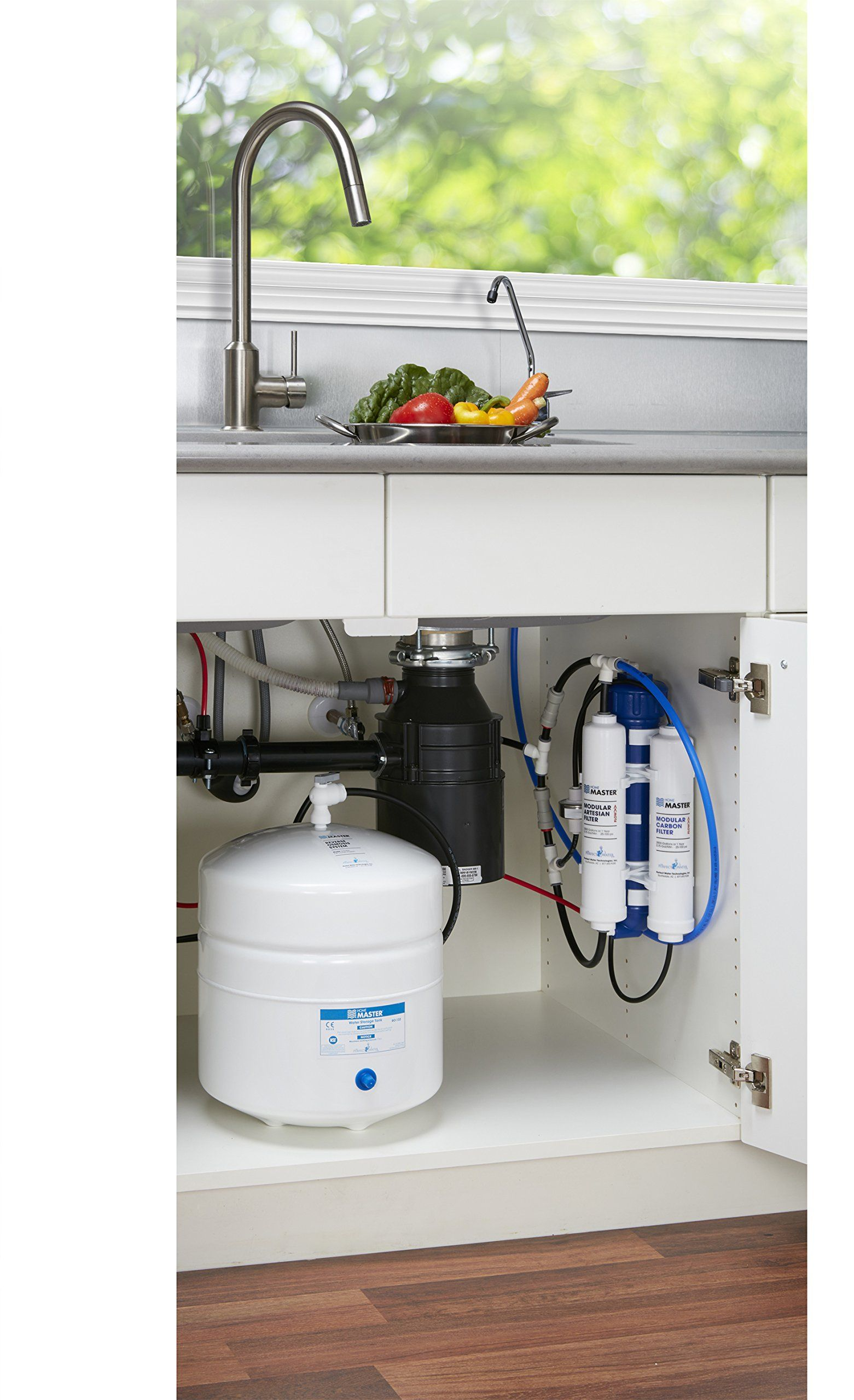 Home Master Tm Standard Undersink Reverse Osmosis Water Filter