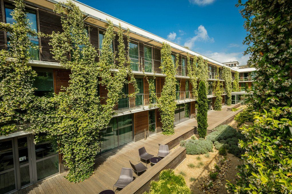 Courtyard Marriott Montpellier Hotel : tarifs 2019 mis à ...