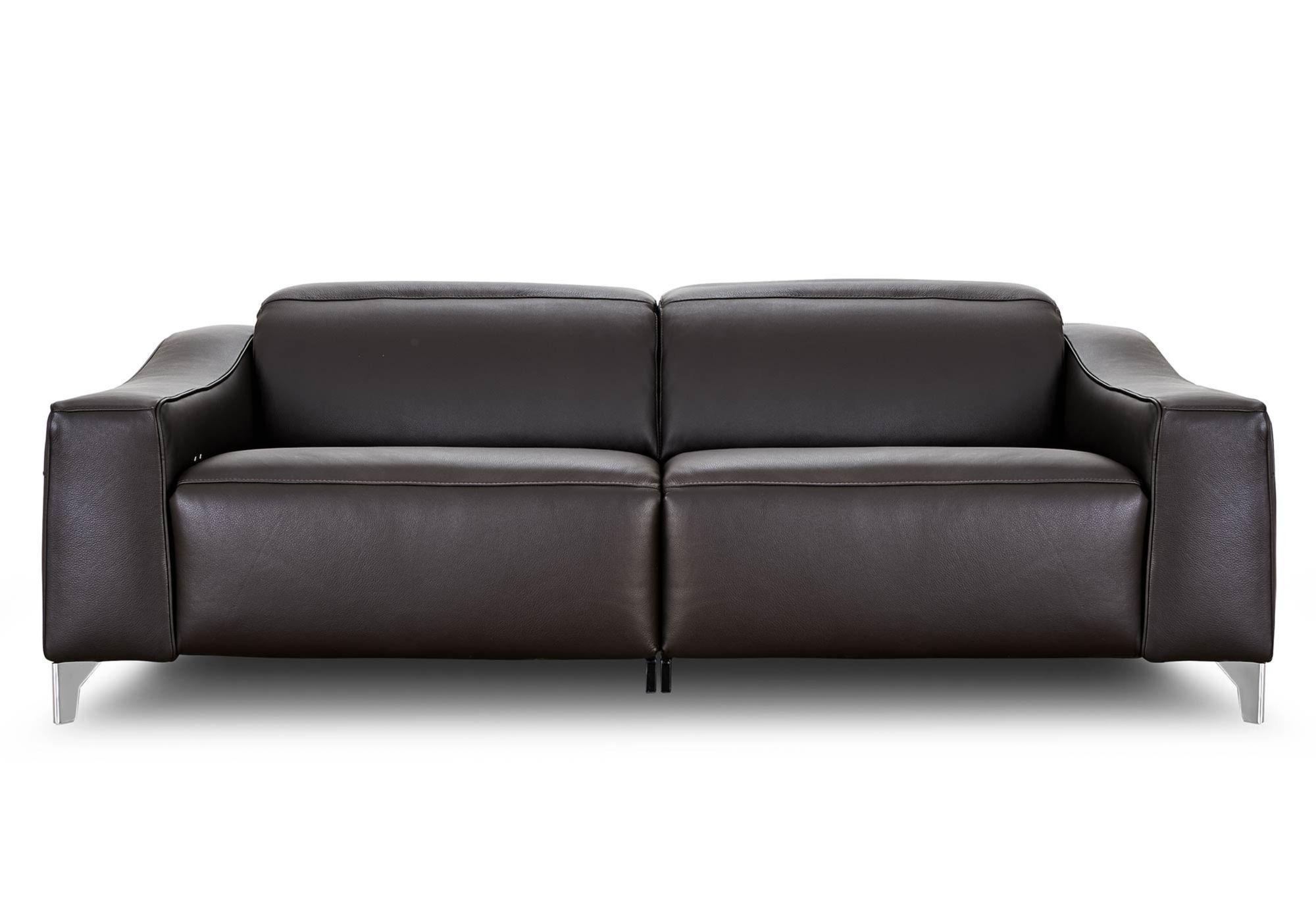 italian leather furniture stores. 3 Seater Italian Leather Sofa From Natuzzi Private Label. Furniture Stores O