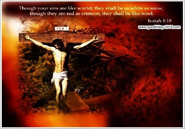 Good Friday Quotes From The Bible: Good Friday Bible Verses Quotes Sayings With Jesus Images