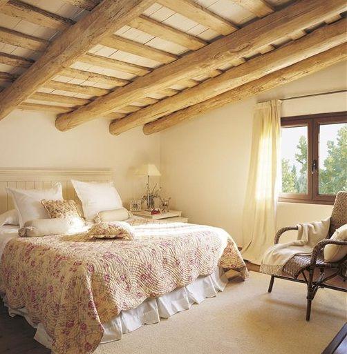 Armon a decorativa habitaciones rom nticas cuarto - Dormitorios estilo romantico ...