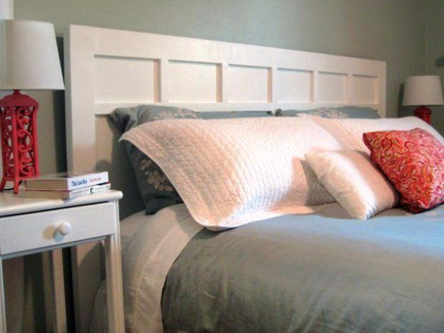 31 fabulous diy headboard ideas for your bedroom diy headboards diy headboard ideas simple cottage style headboard easy and cheap do it yourself headboards solutioingenieria Images