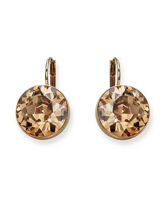 Swarovski Earrings- Got them, check it off the list!