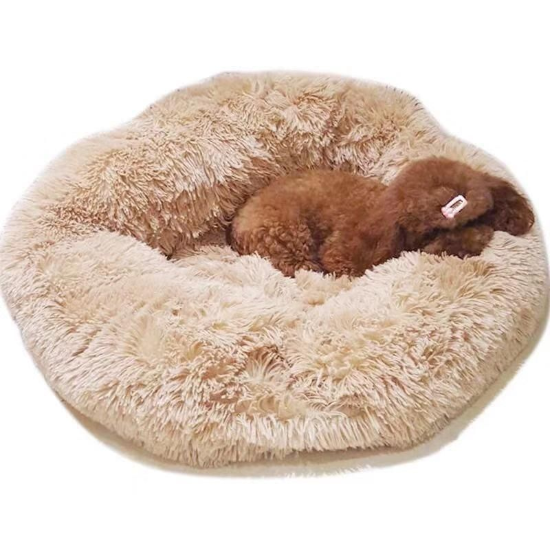 Last Day Promotion 50 Off Comfy Calming Dog Cat Bed Abbyspace Com Dog Pet Beds Dog Bed Dog Mat