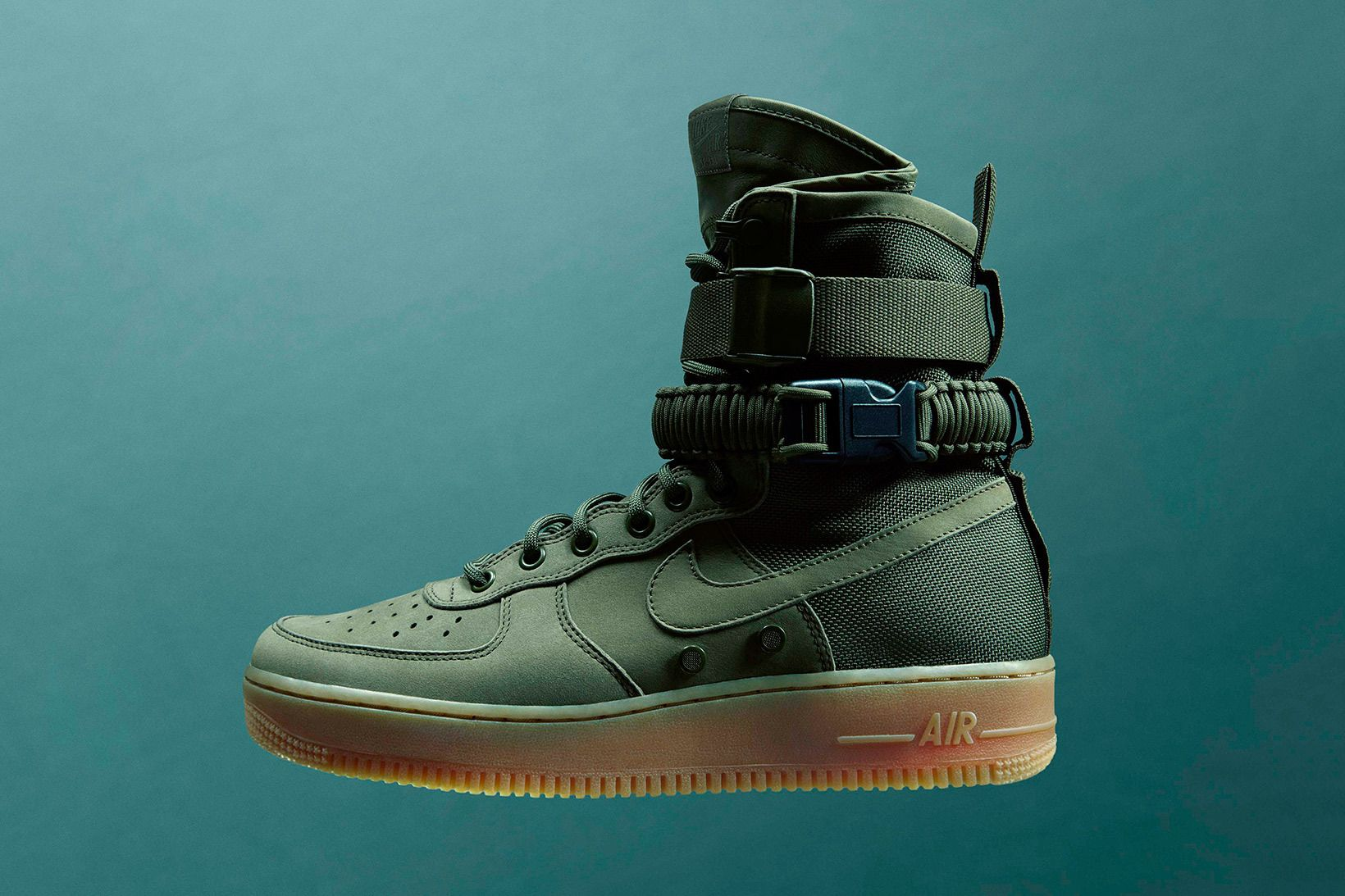 nike air force 1 special field paracord strap