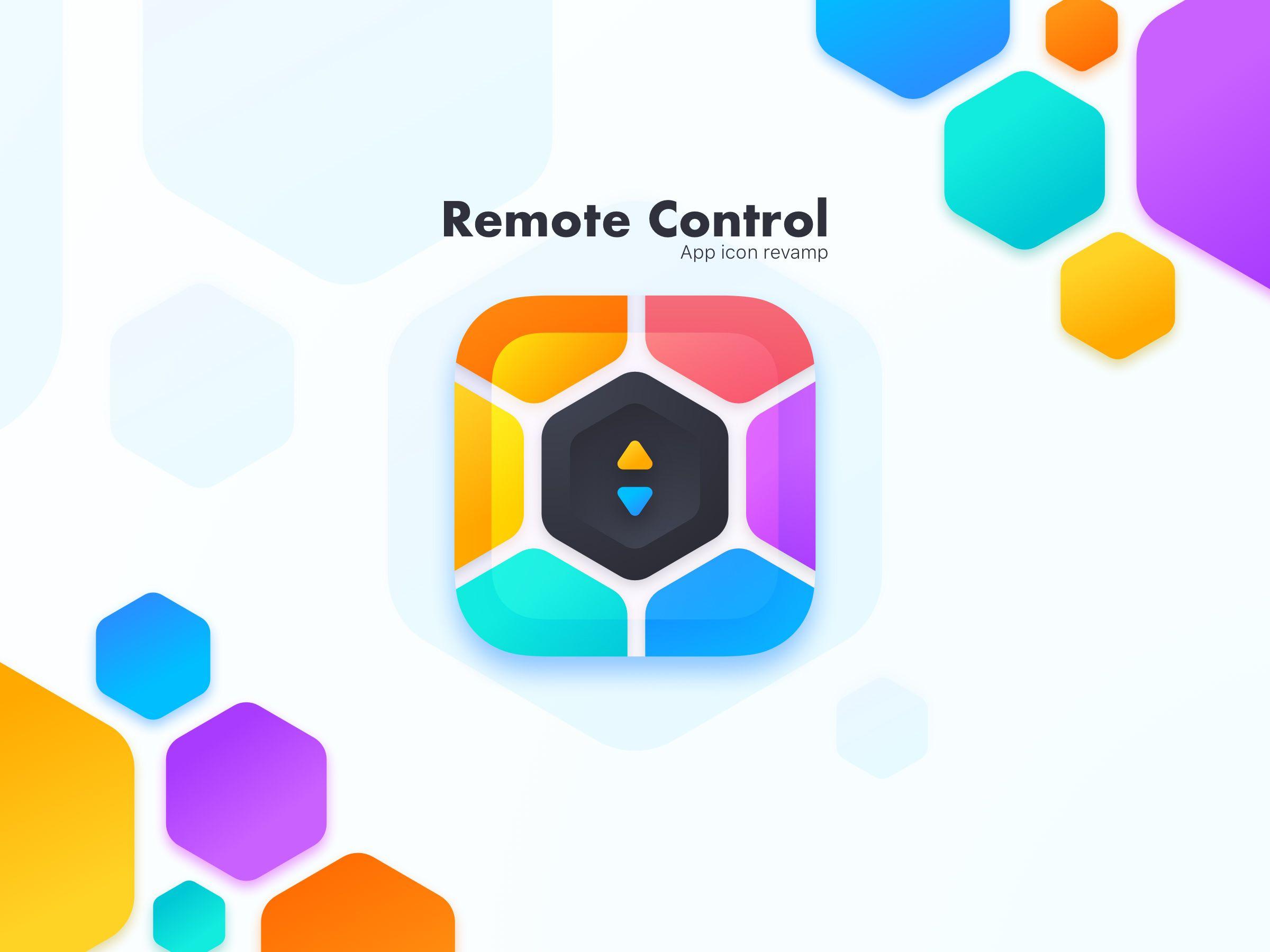Remote Control App Icon App Icon App Icon Design Mobile App Icon
